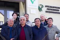 I wizyta naszych partnerów z Kirgistanu